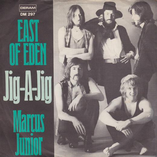 East Of Eden Jig A Jig Vinyl Rocks