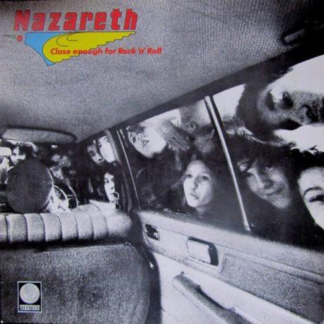 Nazareth-Close Enough For Rock 'N' Roll