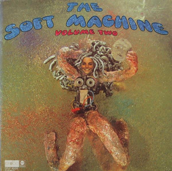 The Soft Machine-Volume Two