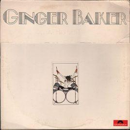 Ginger Baker – At His Best