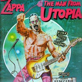 Zappa Frank – The Man From Utopia